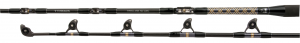 Shimano Big Game Tyrnos 80 lb m/Bent butt