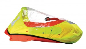 Spinlock Sprayhood Deckvest Lite