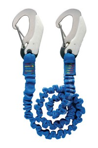 Wichard Livline Elastisk/2 safety hooks