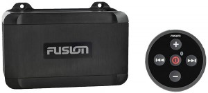 Fusion 100 Black box radio