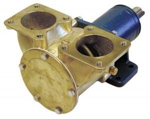 Johnson Impellerpumpe bronze F8B-3000-TS