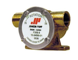 Johnson Impellerpumpe bronze F35B-8