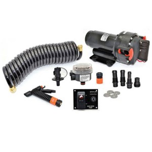 Johnson Pumpekit Wash Down 5.2 24V
