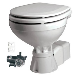 Johnson AquaT Comfort El-silent 12V