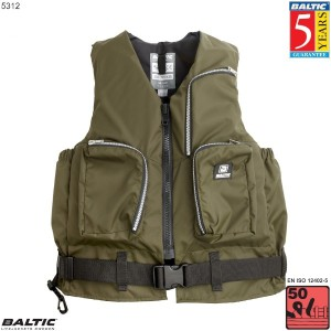 Outdoor Oliven-Oliven-Small-58-87 cm. bryst
