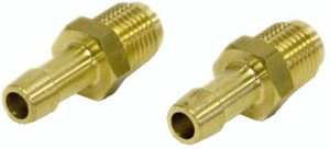 Orbitrade Barb connector for CAV-filter 8mm