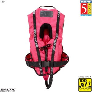 Bambi Super Soft rednings vest Rosa BALTIC 1264