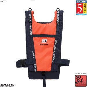 Canoe Hydro Padlevest Orange/Navy BALTIC 5600
