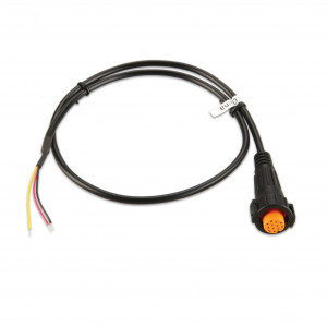 Rudder feedback cable