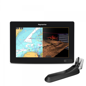 "Raymarine AXIOM 9"" Multifunktionsdisplay m intergreret 600w sonar, RealVision og RV100 Transducer"
