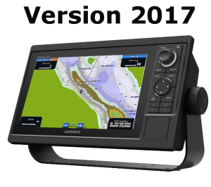Fiskekort til Garmin Version 2017