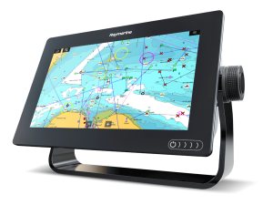"Raymarine AXIOM 9"" Multifunktionsdisplay ( kun kortplotter )"