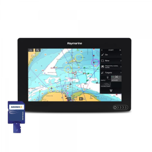 "Raymarine AXIOM 9"" Multifunktionsdisplay m Navionics+ Small Download kort"